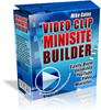 Thumbnail Video Clip Minisite Builder