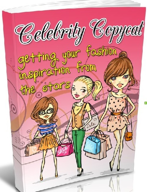 Product picture Celebrity Copycat Getting Your Fashion Inspiration From the Stars