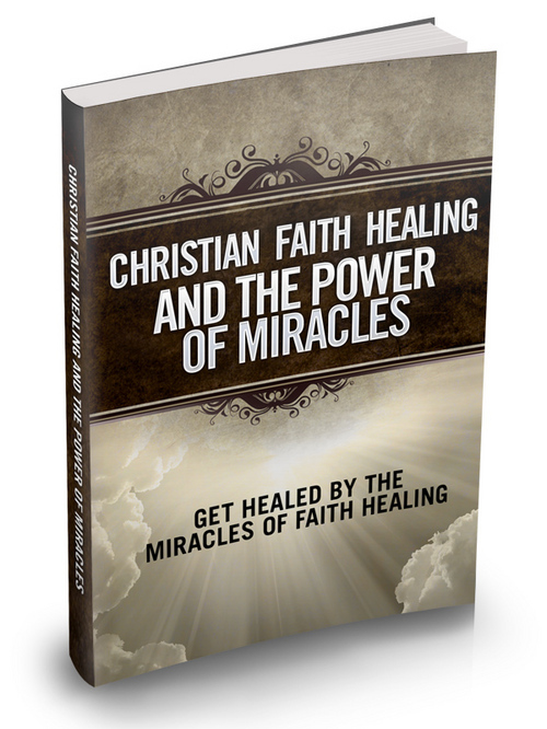 Product picture Christian Faith Healing
