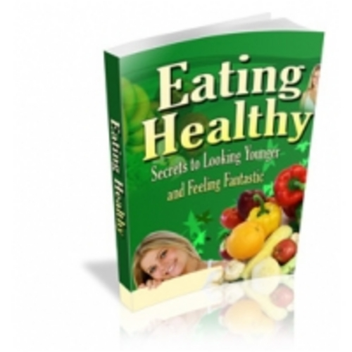 Product picture Eating Healthy eBook