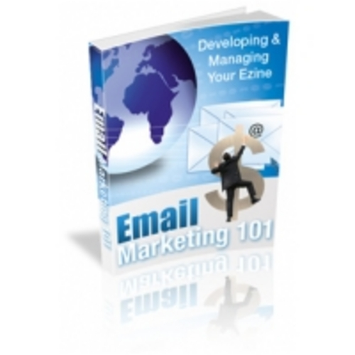 Product picture Email Marketing 101 eBook