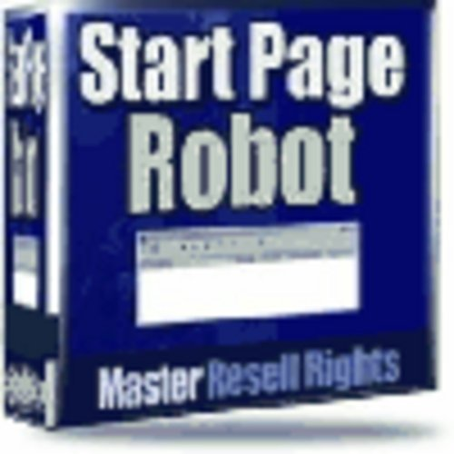 Product picture Start Page Robot
